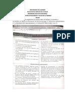 Taller evaluación gerencia SST