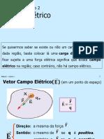 Física 2 - Cap. 2 - Campo Elétrico.ppt