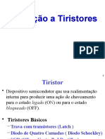Unidade 5 - Introdução a Tiristores