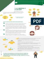 Limpieza y Desinfeccion EPPs - COVID 19