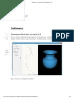 Softwares para Litophane