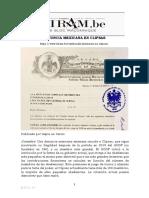 Cisma en El Reaa en El Mexico Actual