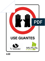 USE GUANTES