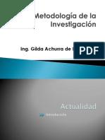 Presentación Introducción a la Metodologia de la Investigacion