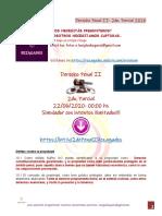 22-06-2020 Penal 2 Segundo Parcial Rezagados