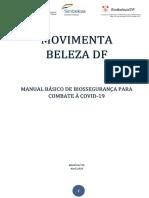 MANUAL DA BIOSSEGURANÇA COVID-19