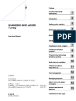 SINUMERIK 828D_ Operating Manual