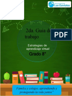 Segunda guía de estrategias de aprendizaje virtual - Grado octavo 2020 (1).docx