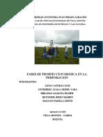 UNIVERSIDAD AUTONOMA JUAN MISAEL SARACHO    GEOFISICA