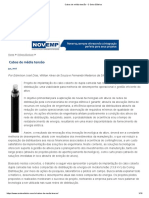 Cabos de média tensão - O Setor Elétrico.pdf