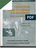 Capacidades como titulaciones fundamentales MN