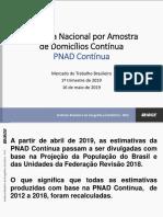 PNAD 2019