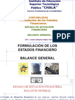 estado de situación financiera BALANCE GENERAL.pptx