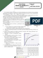 Devoir de Contrôle N°1 - Sciences physiques - Bac Mathématiques (2019-2020) Mr Tlili Ahmed.pdf