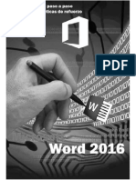 Tema No.1- Iniciando con Microsoft Word