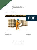 5.VALUACIÓN DE INVENTARIOS