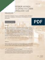 Sesión 3 - Ross - Política exterior japonesa hacia América Latina.pdf