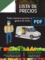 Lista de Precios - Peruvian Organic Foods.pdf