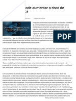 Comer tarde pode aumentar o risco de _ Clinical Education.pdf