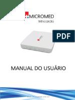 Eletrocardiógrafo Wincardio - Micromed