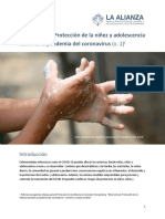 SPANISH_Technical Note_ Protection of Children during the COVID-19 Pandemic