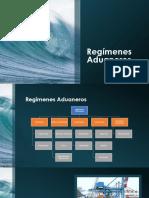 GCI - Sem 09 - Ses 17 - Regimenes Aduaneros(1)
