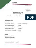 Trabajo de Investigación No.1 - Grupo 2 - TV561 G
