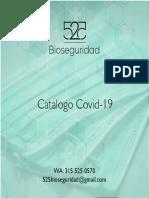 Catalogo525 Bioseguridad