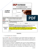 EXAMEN PARCIAL   SIG   2020 -1