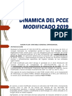 PCGE 2019 ELITE -PRIMERA SESION