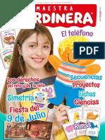 Revista Maestra Jardinera (julio)EDIBA