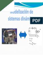 2. Modelado de Sistemas Dinámicos