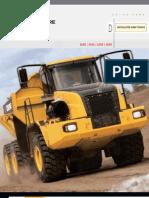 Articulated Truck Info
