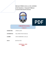 CRIMINALISTICA SEMANA 7