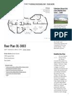 Floor Plan_ DL-3003 - 3bd 2bath double dome 30.5 feet