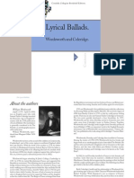 Lyrical Ballads - William Words Worth