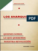 LOS ANARQUISTAS Sebastian Faure