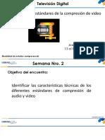 Semana No.2 -Estandar de comprensión video y audio