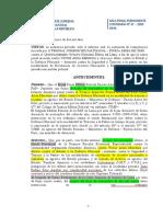 CONTIENDA N°37-2009-CASO ARIZA  MENDOZA-FUERO COMU VS.FUERO MILITAR-convertido