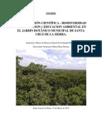 informe_Museo y_el Jardin_Botanico