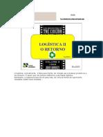 # LOGÍSTICA - Logistica Reversa - EXCELENTE