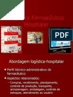 (2) Logística Farmacêutica Hospitalar