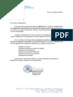 GRADITI SAC Lista de Productos_Covid