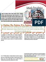 Articulo Periodistico....