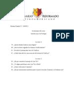 Lecciones 1 Jose Grau