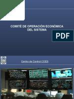 COmite Despacho Economico