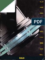 Halo Lighting Power Trac Lighting Catalog 1989
