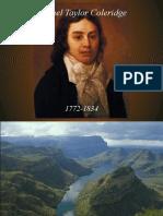 Romantic Poet Samuel Taylor Coleridge