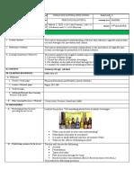 DLL 4Q MAPEH G8 Getaway Drugs Alcohol
