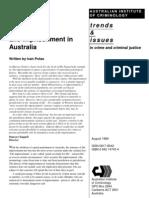 Life Imprisonment in Australia